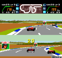 I the pc engine final lap twin magweasel for 3200 diamond eight terrace